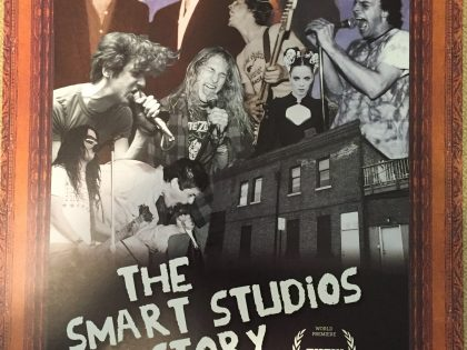 The Smart Studios Story – DVD Premier on Record Store Day 11/25/16