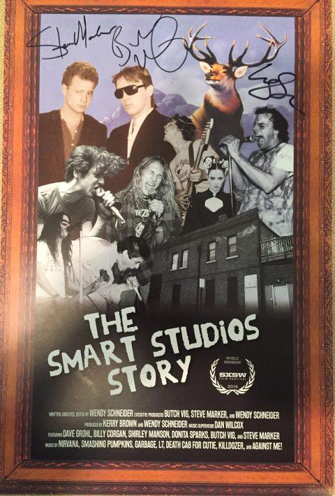 Smart Studios Film Poster